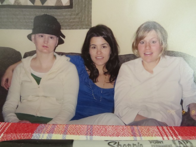 My 2 AWESOME Older Sisters & me
