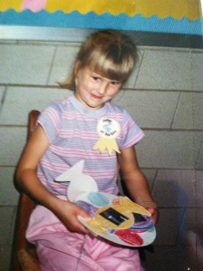 After learning to read in kindergarten, I've always had a love for words: playing with them, reading them, rhyming them, pretty much anything word-related,