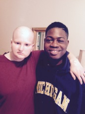 I have had 2 bone marrow transplants and my fabulous friend DaQuann needs a match.