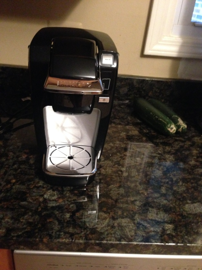 Keurig coffee maker 7-14-17.JPG