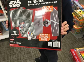 Ryan Star Wars toy
